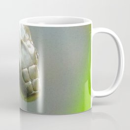 Watercolor Snake, Queen Snake 04, Eno River, North Carolina, You Spotted Me! Coffee Mug