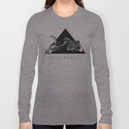 Bull + Bear Long Sleeve T-shirt