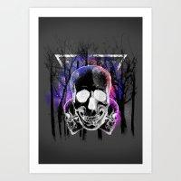 Other bones Art Print