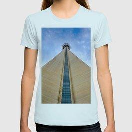 CN Tower up close T-shirt