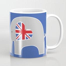 Earl Grey Elephant Coffee Mug