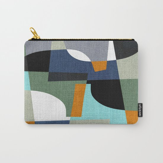 Fragments III Carry-All Pouch
