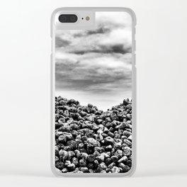 Farming Clear iPhone Case