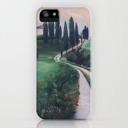 Road Home iPhone Case