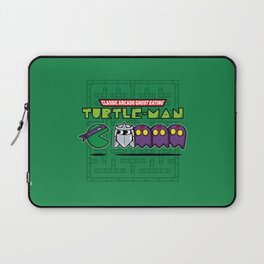 Hero in a Pac-Shell (Donnie) Laptop Sleeve