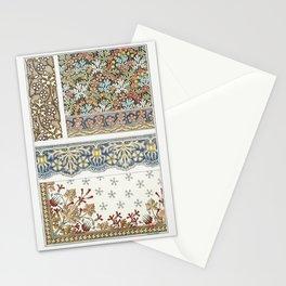 geranium Stationery Cards