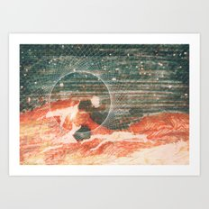 our next home Art Print