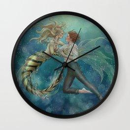 ChloNath - By The Sea Wall Clock