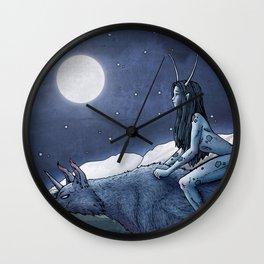 Abigail's Migration Wall Clock
