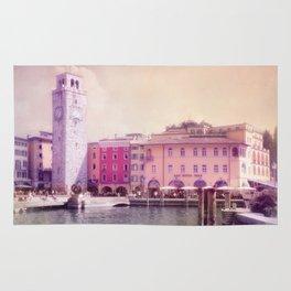 RIVA - Lake Garda - Italy Rug