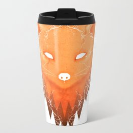 Into The Ancient Roots Metal Travel Mug
