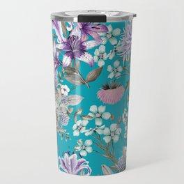 FLORAL GARDEN 10 Travel Mug