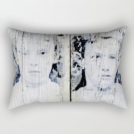This is the story: part 1 Rectangular Pillow