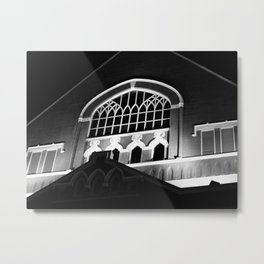 Ryman Auditorium Metal Print