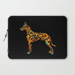 Great Dane Art Laptop Sleeve