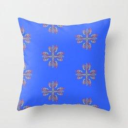 A Frida Khalo´s storie  Throw Pillow