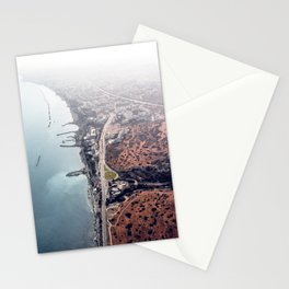 Limassol Coastline Stationery Cards