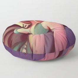 Circe's wink Floor Pillow