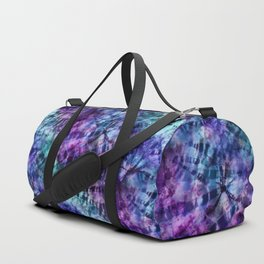 Midnight Tie Dye Duffle Bag