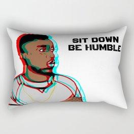 Sit Down Be Humble - Kendrick Lamar Rectangular Pillow
