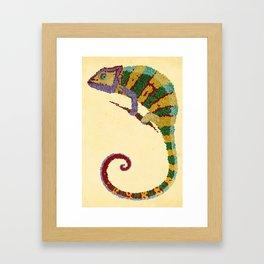 Papeleon Framed Art Print