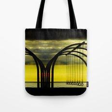 Beach Rings Tote Bag