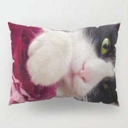 Orazio very sweet cat Pillow Sham