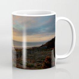 Cape Cod- Sunrise over Nauset Beach Coffee Mug