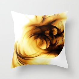 abstract fractals 1x1 reacc80c82i Throw Pillow