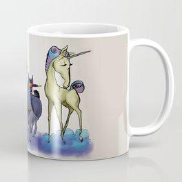 Unicorn Girl Gang Coffee Mug