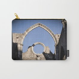 Carmo Ruins Surviving Arch Carry-All Pouch