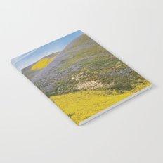 Bloomtown California Notebook