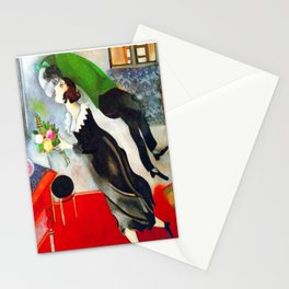 Marc Chagall The Birthday Stationery Cards