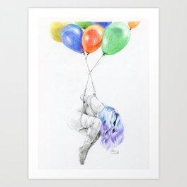 NUDEGRAFIA - 40 Suspension Art Print