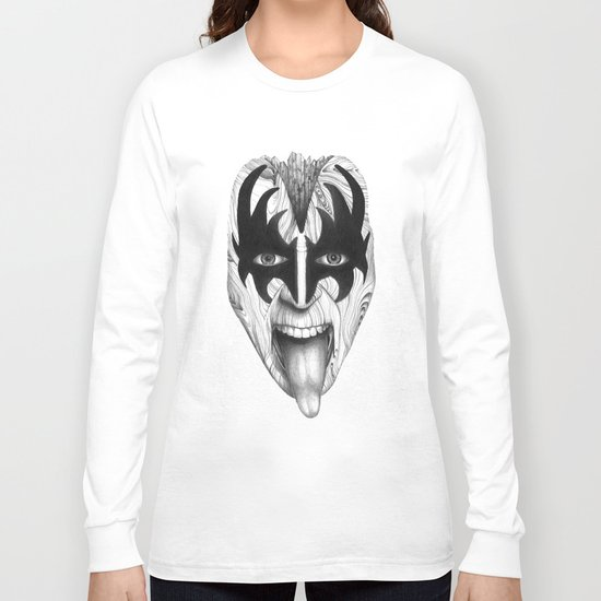 WOOD GENE Long Sleeve T-shirt