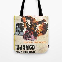 Django unchained alternative poster Tote Bag