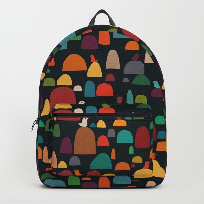 The zen garden Backpack