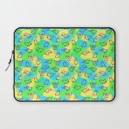 Cockatiels! Laptop Sleeve