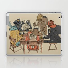 Polaroid Poker Laptop & iPad Skin