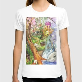 Mother Earth T-shirt