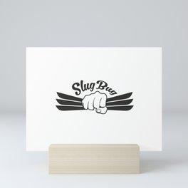 Slug Bug Fist Mini Art Print
