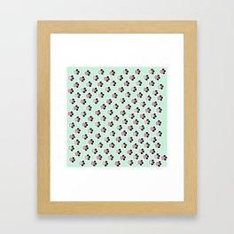 Paw Paw Framed Art Print