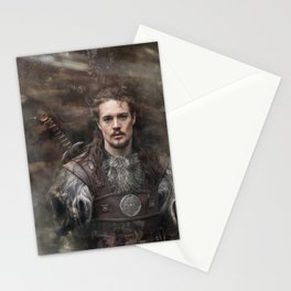 I Am Uhtred - The Last Kingdom Stationery Cards