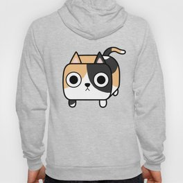 Cat Loaf - Calico Kitty Hoody
