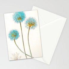 Vintage Aqua Beauties Stationery Cards