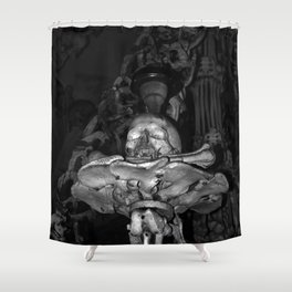 Sedlec II Shower Curtain