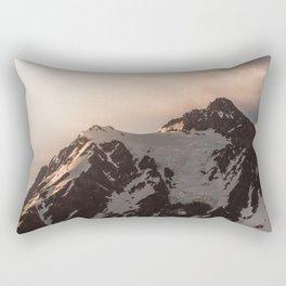 Shuksan Shine Rectangular Pillow