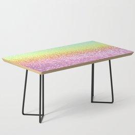 UNICORN GLITTER Coffee Table