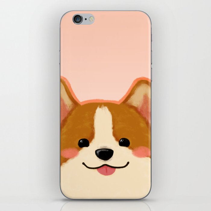 Corgi [blep!] iPhone Skin
