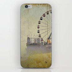 Seaside Heights New Jersey iPhone & iPod Skin